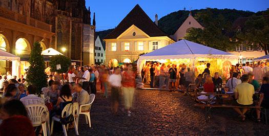 Sechs Tage Im Zeichen Von Wein 45 Freiburger Weinfest Vom 7 Bis